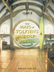 The Maps of Tolkien's Middle-earth : Special Edition, Hardback