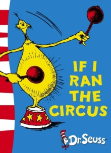 If I Ran the Circus : Yellow Back Book, Paperback Book