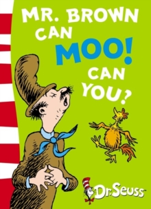 Mr Brown Can Moo! Can You?, Paperback Book