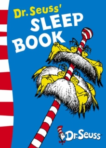 Dr. Seuss's Sleep Book, Paperback Book