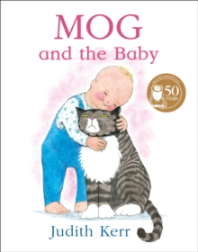 Mog and the Baby, Paperback