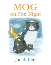 Mog on Fox Night, Paperback