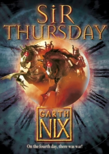 Sir Thursday (the Keys to the Kingdom, Book 4), Paperback