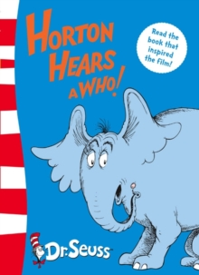 Horton Hears a Who!, Paperback