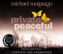 Private Peaceful, CD-Audio