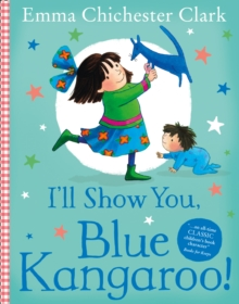 I'll Show You, Blue Kangaroo, Paperback
