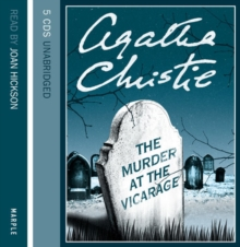 The Murder at the Vicarage, CD-Audio