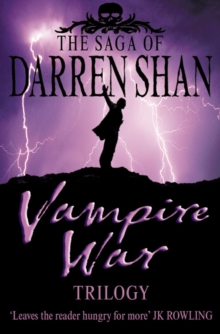 Vampire War Trilogy: Books 7 - 9, Paperback