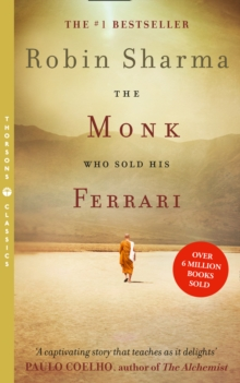 The Monk Who Sold His Ferrari, Paperback Book
