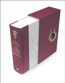 The Lord Of The Rings Deluxe Edition, Hardback Book