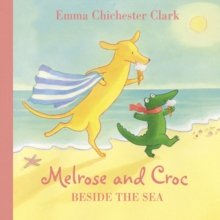 Melrose And Croc Beside The Sea, Paperback Book