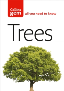 Collins Gem : Trees, Paperback