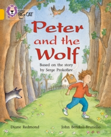 Peter and the Wolf : Band 09/Gold, Paperback Book