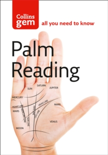 Collins Gem : Palm Reading, Paperback Book