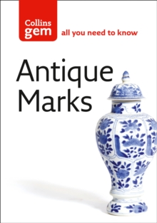 Antique Marks, Paperback