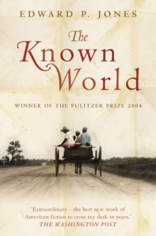 The Known World, Paperback Book
