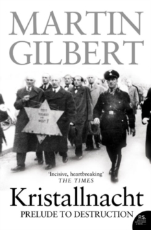 Kristallnacht: Prelude to Destruction, Paperback Book