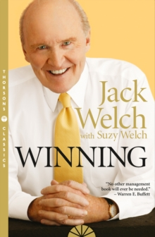 Winning : The Ultimate Business How-To Book, Paperback
