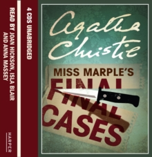 Miss Marple's Final Cases, CD-Audio