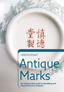 Collins Need to Know? : Antique Marks, Paperback
