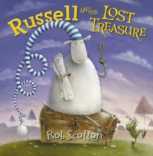 Russell and the Lost Treasure, Paperback