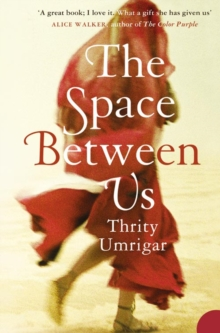 The Space Between Us, Paperback Book
