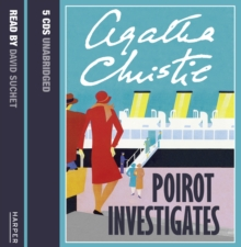 Poirot Investigates, CD-Audio