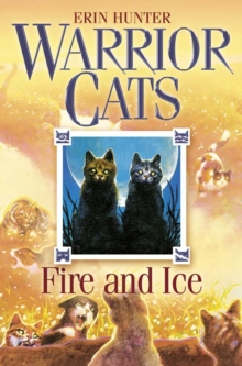 Fire and Ice (Warrior Cats, Book 2), Paperback