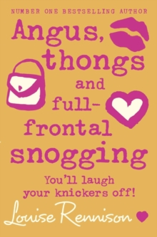 Angus, Thongs and Full-Frontal Snogging, Paperback