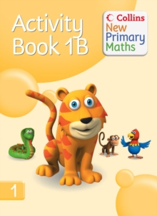 Collins New Primary Maths Pupil : Book 1B, Paperback Book