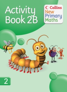 Collins New Primary Maths Pupil Book : No. 2B, Paperback
