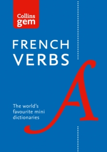 Collins Gem French Verbs, Paperback Book