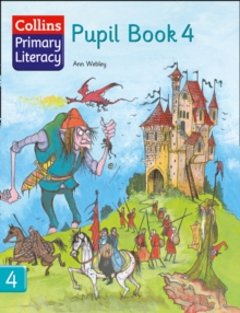 Collins Primary Literacy Pupil Book 4, Paperback