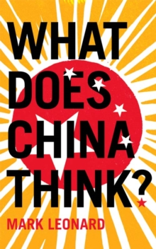What Does China Think?, Paperback