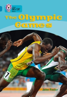 Collins Big Cat : The Olympic Games: Band 13/Topaz, Paperback