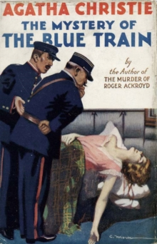 The Mystery of the Blue Train, Hardback