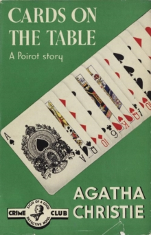 Poirot : Cards on the Table, Hardback
