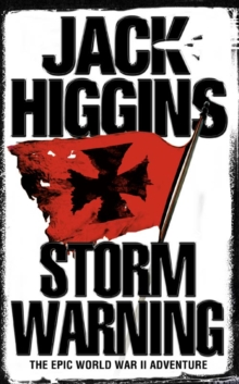Storm Warning, Paperback Book