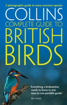 British Birds : A Photographic Guide to Every Common Species, Paperback