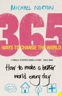365 Ways to Change the World, Paperback