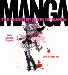 The Monster Book of Manga, Paperback