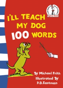 I'll Teach My Dog 100 Words, Paperback Book