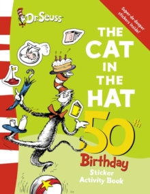 "The ""Cat in the Hat"" Sticker Book, Paperback"