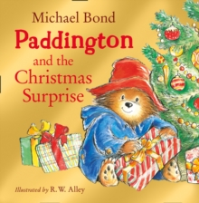 Paddington and the Christmas Surprise, Paperback