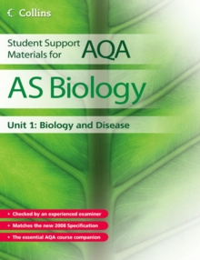 AS Biology Unit 1: Biology and Disease, Paperback