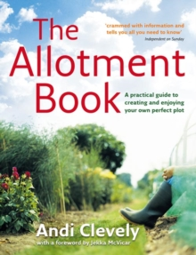 The Allotment Book, Paperback Book