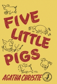Five Little Pigs, Hardback