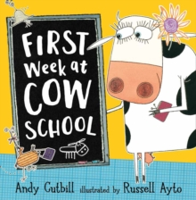 First Week at Cow School, Paperback Book