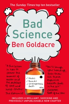 Bad Science, Paperback Book