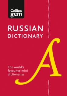 Collins Gem Russian Dictionary : Collins Gem Russian Dictionary, Paperback Book